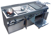modular commercial kitchen for small catering needs AVEN, 700 CAPIC
