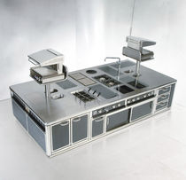 modular commercial kitchen for medium catering needs ROYAL CHEF SERIE 190 de Manincor