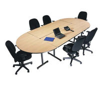modular conference table 2-HR 60-1450 / 2-RE 3072-1450 Office Furniture Group