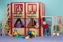 modular indoor play structure  BEKA MOBEL
