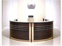 modular reception desk FLASH MSL Interiors Ltd