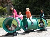modular tunnel for playground BT625 BigToys