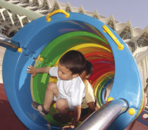 modular tunnel for playground RECREA Parques Infantiles Isaba