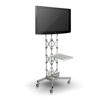 monitor support PLASMATRUSS FOLDABLE STAND PAXTON