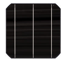 monocrystalline photovoltaic cell 156 (AH50-H) Sunways Photovoltaic Technology