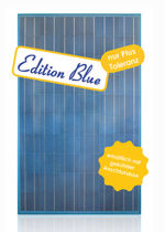 monocrystalline photovoltaic solar panel EDITION BLUE Galaxy Energy