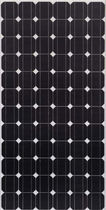 monocrystalline photovoltaic solar panel NSI 225/96-M noble solar industries