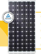 monocrystalline photovoltaic solar panel GS200M Galaxy Energy
