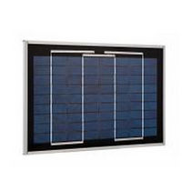 monocrystalline photovoltaic solar panel for stand-alone KIT D'ALIMENTATION SOLAIRE  ATRAL - DAITEM