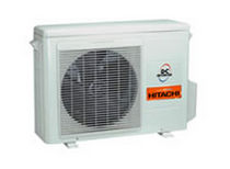 monosplit condensing unit MONOZONE HITACHI