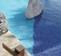 mosaic tile for pool COLORES ALTTOGLASS