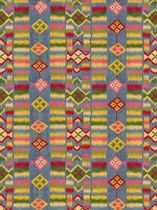 motif cotton fabric KILIM SIMTA