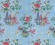 motif fabric CARMEN Boussac