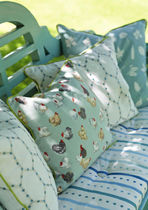 motif fabric OPERA GARDEN GP &amp; J BAKER