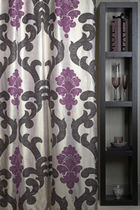 motif silk fabric CABALA Today Interiors