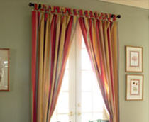 motif tap top curtain  Avenue home