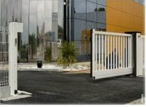 motorized self-supporting gate SENSITIS® LIPPI