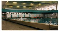 movable partition wall for public pools  inducon