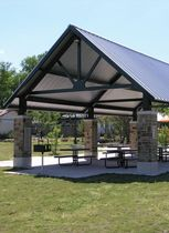 multi-function shelter  RTS Plastics