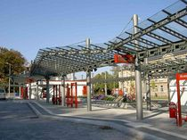 multi-function shelter STIKK&reg; - INTERMODULA&reg; Hering Bau GmbH + Co. KG