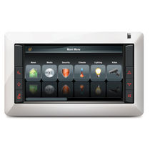 multifunction home automation system with touch-screen TS7 ELAN HOME SYSTEMS