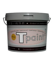 natural clay paint (for interior) TIERRAFINO® TPAINT AKTERRE