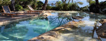 natural overflow swimming pool  WATERWORLD