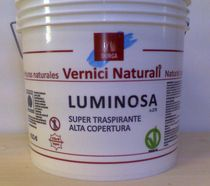 natural paint Aleurite oil based (breathing, for interior) LUMINOSA Durga