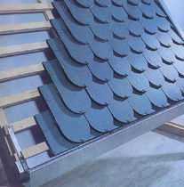 natural slate roofing &quot;SCALE&quot; RO &quot;SHIELD&quot; ROOFING euroslate