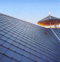 natural slate roofing TRIPLE ROOFING euroslate
