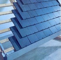 natural slate roofing SQUARE DOUBLE ROOFING euroslate