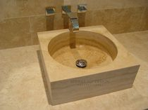 natural stone counter top washbasin CARINA Advent Design International