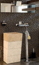 natural stone counter top washbasin ALKYON New Age Stone