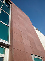 natural stone facade cladding PORFIDO  ZENITH C
