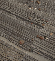 natural stone floor tile: wood look VESTIGE ARTISTIC TILE