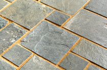 natural stone tile for poolside MESH FUNDAMENTALS American Slate