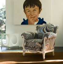 new baroque design armchair ALICE CR/871 CREAZIONI