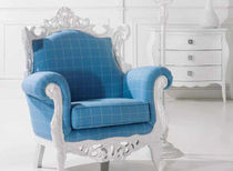 new baroque design armchair MOIRE ÉPOQUE by Egon Fürstenberg