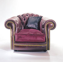new baroque design armchair LORD Asnaghi - Made in Italy