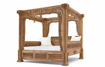 new baroque design canopy double bed  Universal Greyhound Ltd.