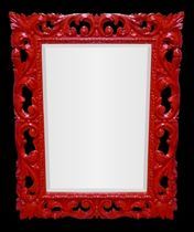new baroque design wall mirror NOBEL David Style