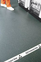 non-slip rubber flooring GRANITO ANT 48 Objectflor