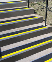 non slip stair nosing METAL Roppe Corporation