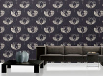 non-woven wallpaper: floral pattern SAGA: 2428 Decor Maison