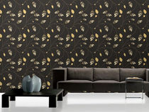 non-woven wallpaper: floral pattern NATURE: 2225 Decor Maison
