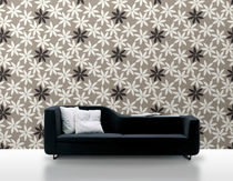 non-woven wallpaper: floral pattern SPIRIT: 2039 Decor Maison