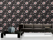 non-woven wallpaper: floral pattern SPIRIT: 2032 Decor Maison