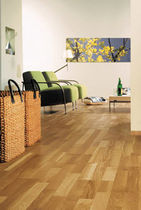 oak engineered wood floor ECOFOREST : LIMED BERRY FLOOR