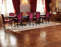 oak engineered wood floor ARES L'ARTE NEL PARQUET DI LATTANZIO G.
