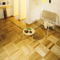 oak engineered wood floor tile SQUARE BOEN PARKETT